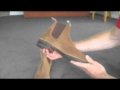 RM Williams Comfort Craftsman Coffee Suede Boots