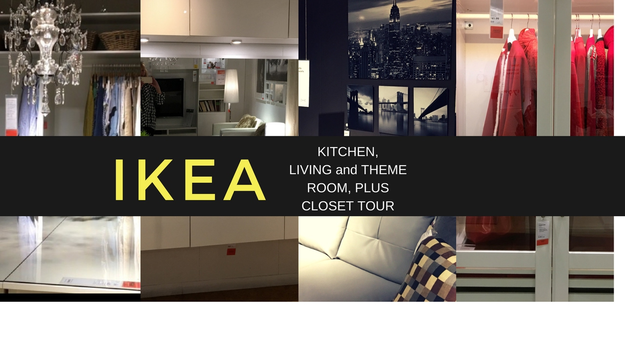 ikea showroom living room front fifth wheels furniture and tours youtube