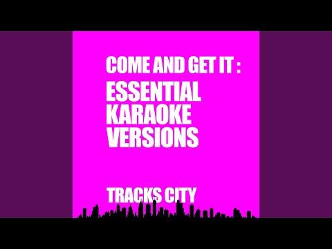 Love Me Like You Mean It (Karaoke Version)