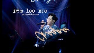 Đêm lao xao (Swing version) - Trung Quân live cover