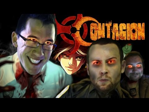 Contagion w/ Mangaminx, Seananners, EatMyDiction, and Edge | I GOT A GRENADE!! |