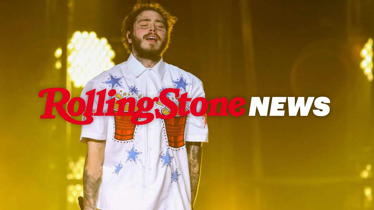 Post Malone Covers Hootie and the Blowfish for Pokémon Day Celebration | RS News 2/26/21