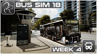 Bus Simulator 18 - Cross Country (Week 4)