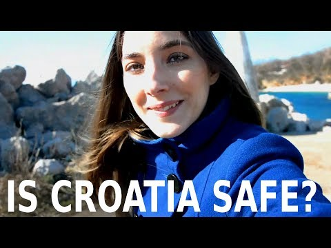 Is Croatia Safe For Traveling? | What's The Most Dangerous Thing In Croatia?