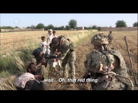 Royal Marines: Mission Afghanistan - Dogs of War