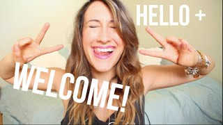 Welcome to My Channel! | itsLyndsayRae Thumbnail