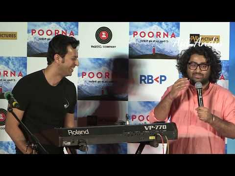 """BABUL MORA ""Song By Arijit Singh With Salim MerchantLive"