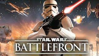 Нарезка моментов из Star Wars Battlefront