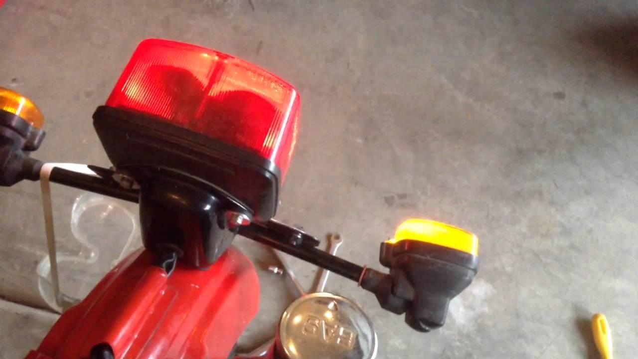 Tusk enduro lighting battery arrives ct125m is now street legal tusk enduro lighting battery arrives ct125m is now street legal publicscrutiny Choice Image