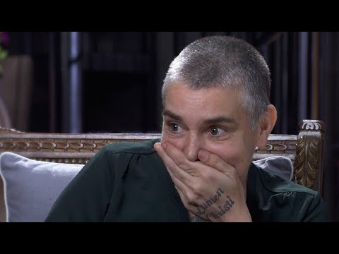 Dr. Phil's Surprise For Sinead O'Connor