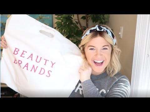 $180 MAKEUP HAUL | BEAUTY BRANDS