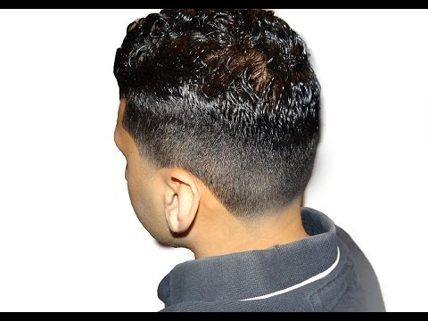 temple taper haircut pictures bald taper skin fade temple taper brook hd 3570 | hqdefault