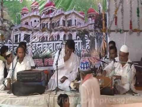 Ghazal By Haji Chote Majid shola Tikamgarh - 2016