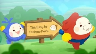 Pushmo World Walkthrough Part 1 - Pushmo Park Stages 1-15 (Basic Lessons)