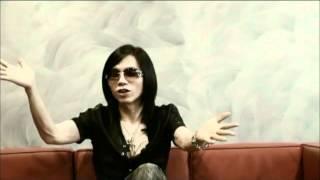Janne Da Arc yasu ソロ projeck Acid Black Cherry コメント short de ...
