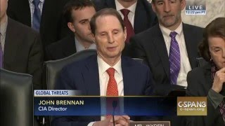 CIA Dir. Brennan refuses to admit CIA unauthorized search of Senate files was im