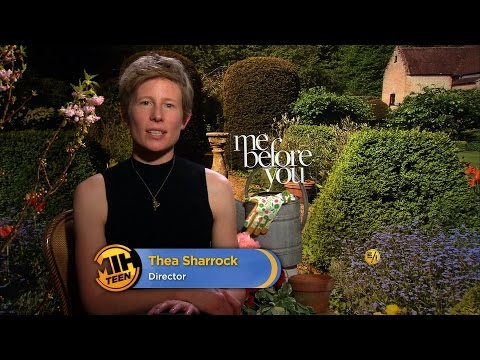 """Director Thea Sharrock On """"Me Before You"""""""