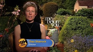 "Director Thea Sharrock On ""Me Before You"""