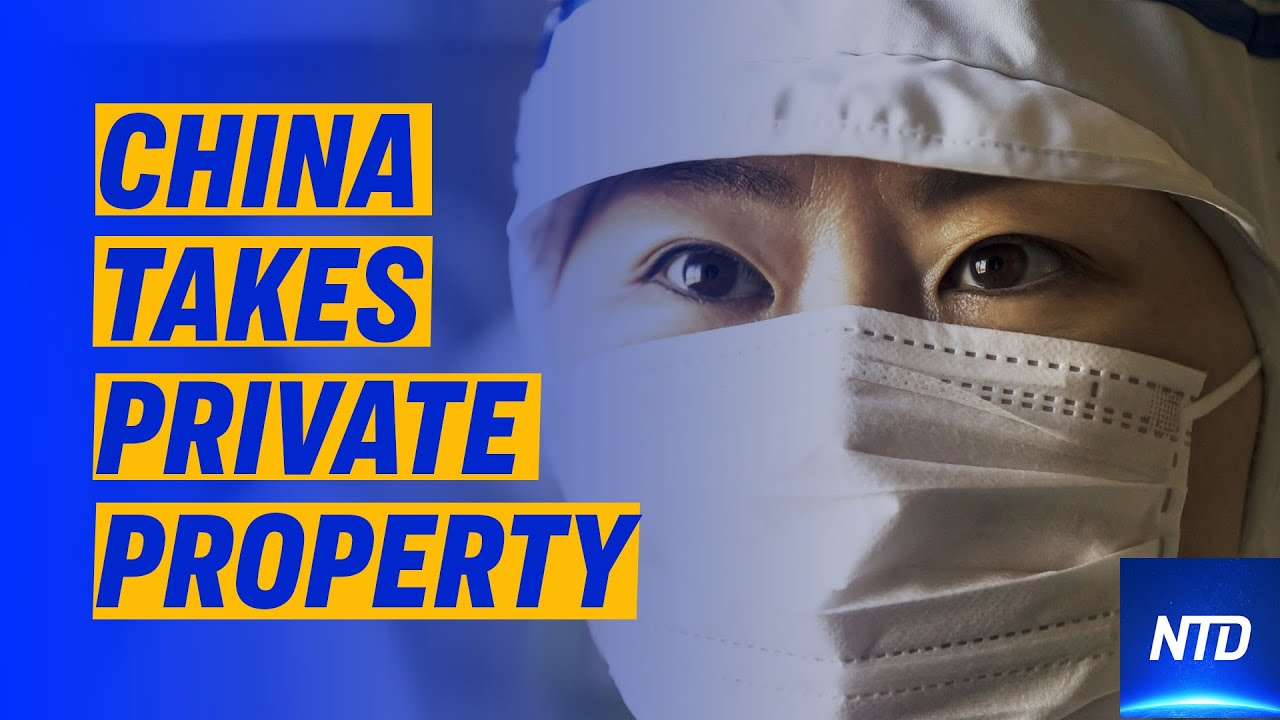 China to take private property to fight coronavirus; Factories ordered to mass-produce body bags