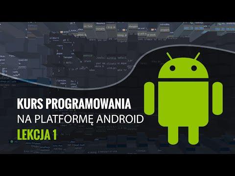 Kurs programowania na Androida #1