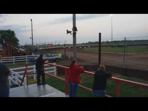 Lee  County Speedway  - Heat Race - 5/11/18