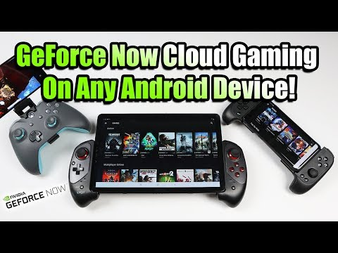 Install GeForce Now On Any Android Device! Nvidia Games Cloud Gaming