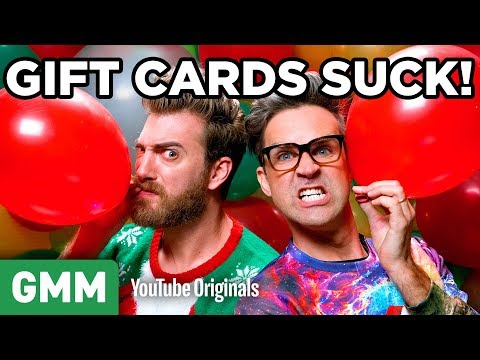 Holiday Rants w/ Helium Balloons | The Big Blow Up
