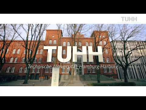 Short Tour of the Technical University of Hamburg (TUHH),Germany in 3 minutes