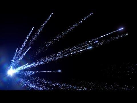 4K Blue Fireworks ★ Wedding Moving Background ★ #EVENT FREE VJ Effect thumbnail