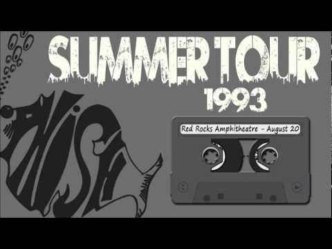 1993.08.20 - Red Rocks Amphitheatre