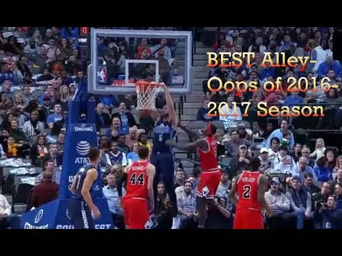 Dallas Mavericks Best Alley-Oops of 2016-2017 Season