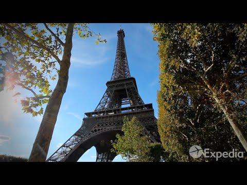 유럽 프랑스 파리 여행 가이드 by 익스피디아
