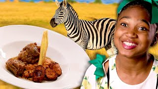 Pro Kid Chef Makes a Special Jamaican-African Oxtail Stew | Universal Kids