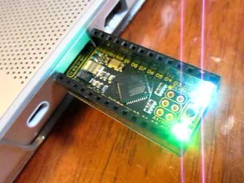 FREETRONICS LEOSTICK USB TREIBER WINDOWS XP