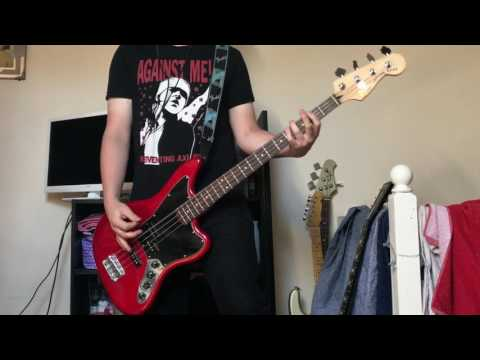 The Starting Line - Hello Houston Bass Cover