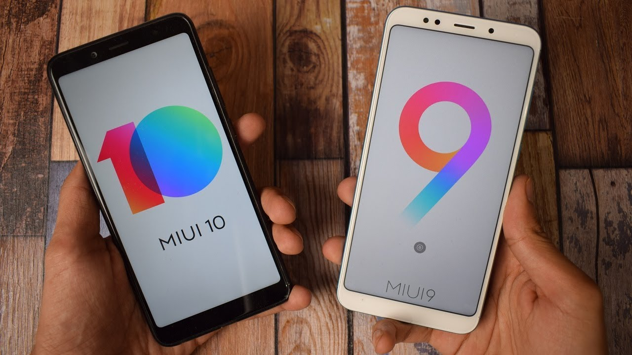 MIUI 10 vs MIUI 9: Speed Test!!!
