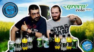 Green Cola - Ελληνική δύναμη!