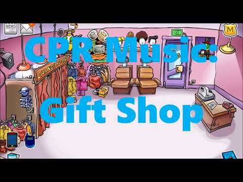 Club Penguin Rewritten Music: Gift Shop