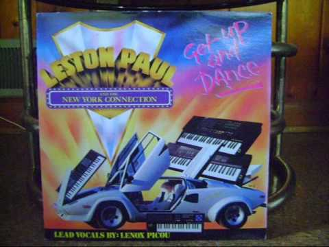 Get Up And Dance - Leston Paul And The New York Connection