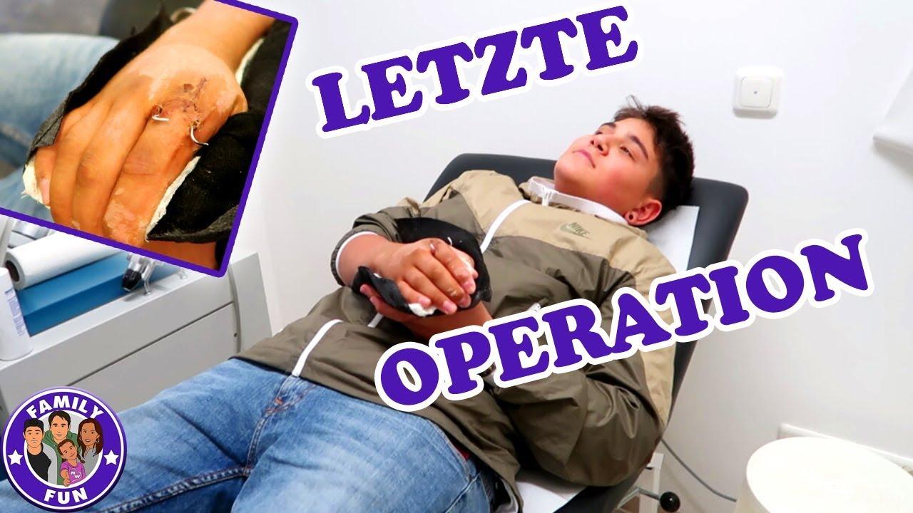 Operation Ohne Narkose