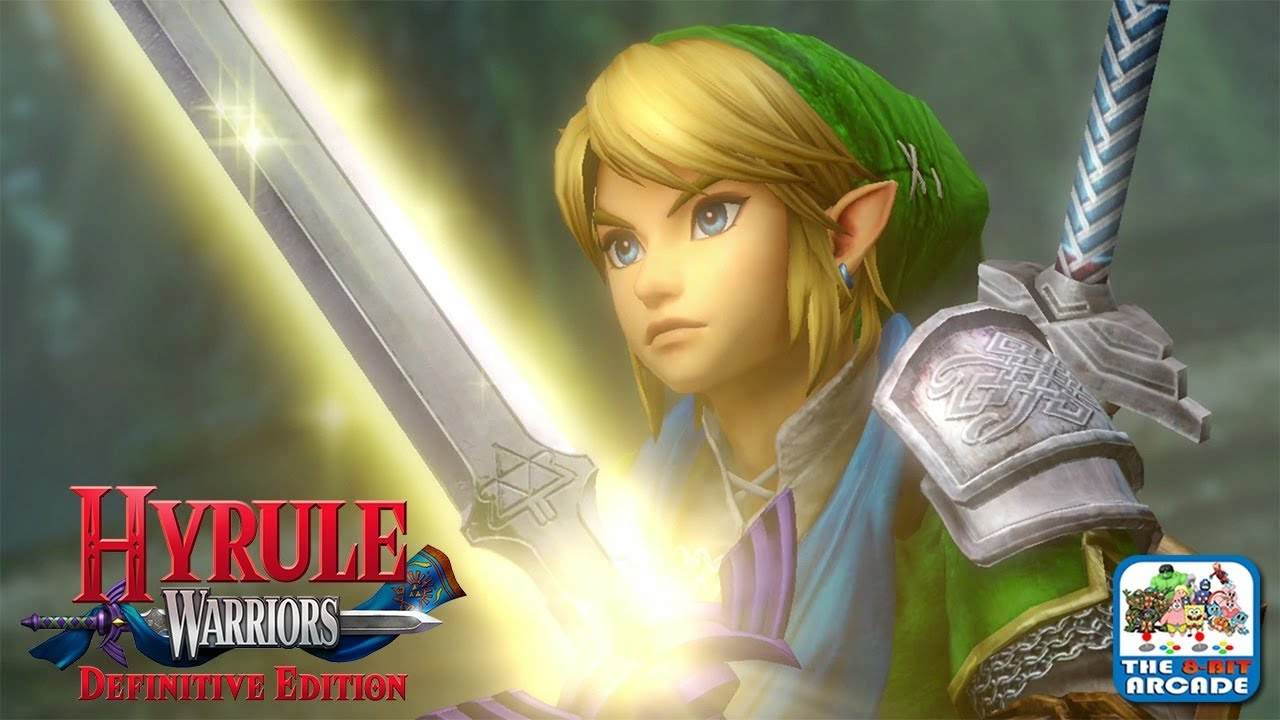 Hyrule Warriors Definitive Edition Temple Of The Sacred Master Sword Switch Gameplay Youtube