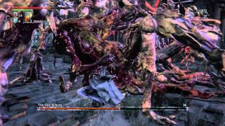 Bloodborne No Weapon/Magic run - Boss 9 : The One Reborn