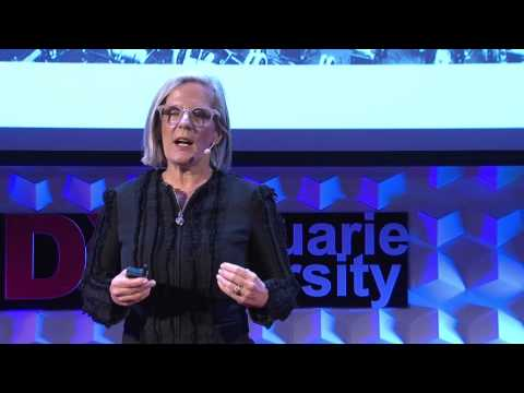 Designing cities for women | Lucy Turnbull | TEDxMacquarieUniversity