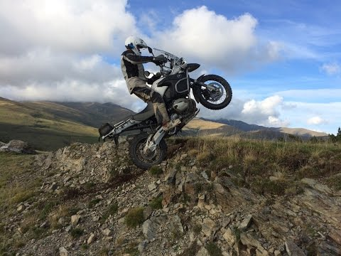Fast OffRoad with my BMW R 1200 GS Adventure