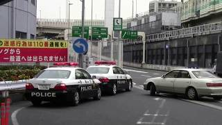 【警察】警察官達の努力を無駄にする違反車