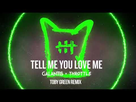 Galantis & Throttle  Tell Me You Love Me To Green Remix