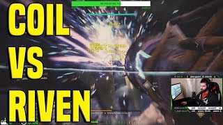 Wardcliff Coil vs. Riven - Last Wish   Destiny 2