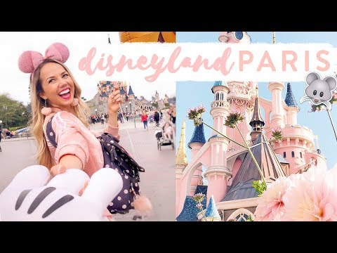 EXPLORING DISNEYLAND PARIS! ✨