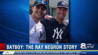 "NBC Tampa - Alex Martin and Ray Negron talk ""Batboy"""