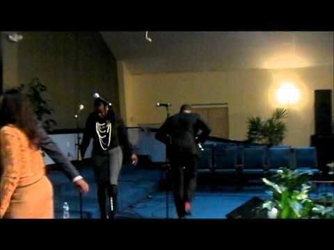 David Caton & CMG Praise @ The 2011 Gathering (Charleston, SC)